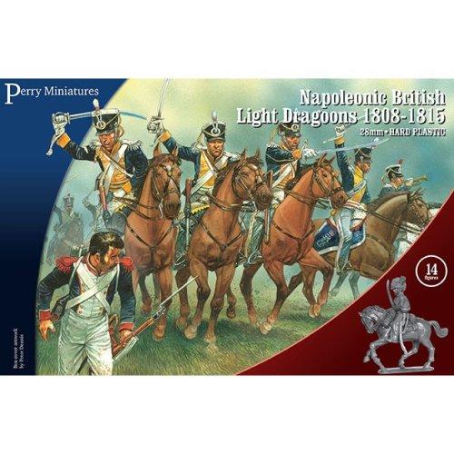 Perry Miniatures British Napoleonic Light Dragoons