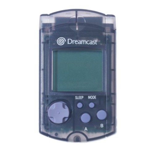 SEGA Dreamcast Black Visual Memory Unit VMU