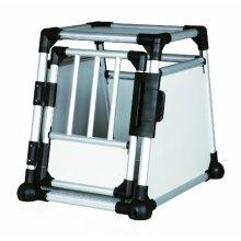 Transport Dog Crate - Trixie Cage Aluminium Various Sizes New -  transport dog crate trixie cage aluminium various sizes new
