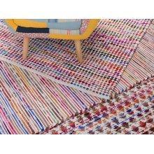 Rug - Carpet - Handmade - Cotton - BARTIN