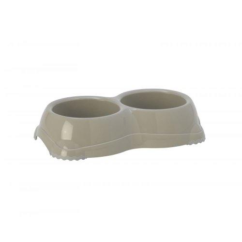 Twin Smarty Bowl Grey (11cm)