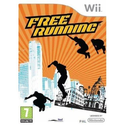 Free Running Nintendo Wii Game