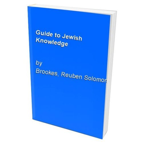 Guide to Jewish Knowledge