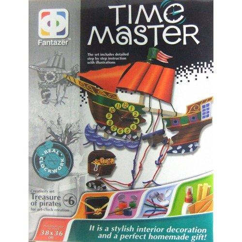 Elf787046 - Fantazer - Master of Time - Pirates Treasure
