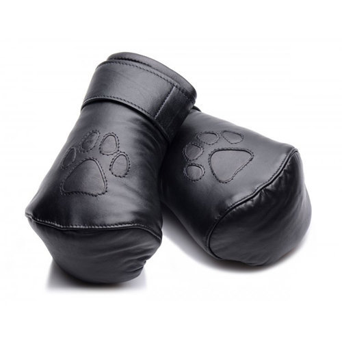Strict Leather Padded Puppy Mitts  BDSM Masks - Strict Leather