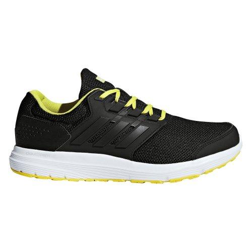 Men's Adidas Galaxy 4m Cloudfoam Running Trainers