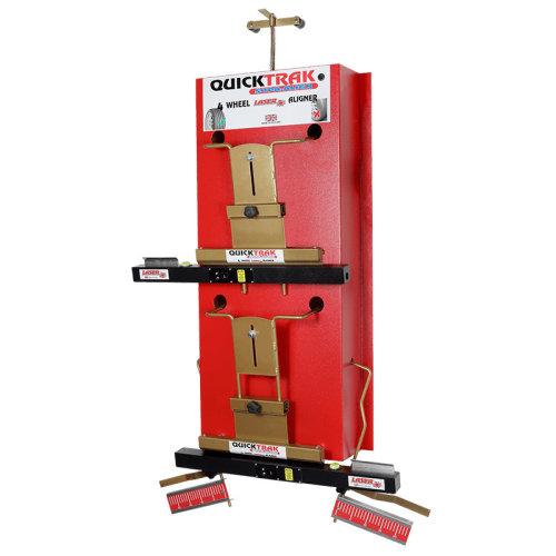 Quicktrak Four Wheel Laser Aligner
