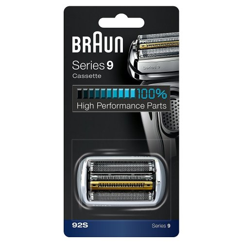 Braun 92S Series 9 Electric Shaver Replacement Cassette Cartridge Foil