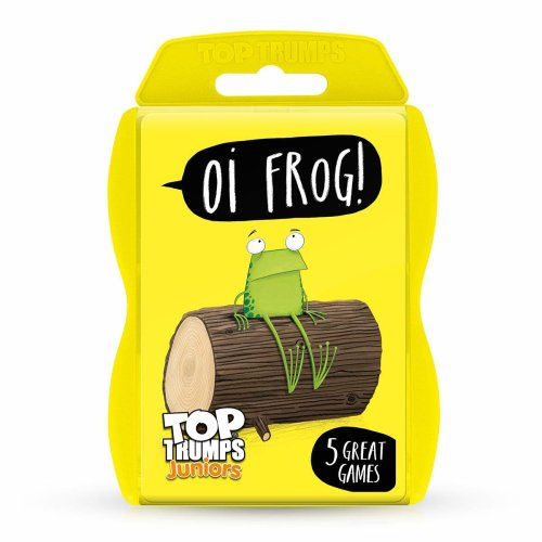 Top Trumps Oi Frog Card Game