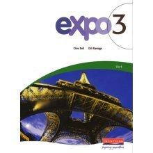Expo 3: Vert Pupil Book (Paperback)