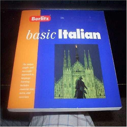 Berlitz Basic Italian