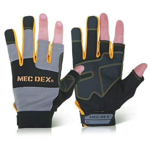 Mecdex MECDY-714L Work Passion Tool Mechanics Gloves Large