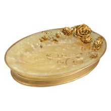European Creative Fashion Resin Soap Dishes Of Bathroom Accessories  ( R )