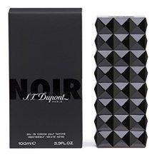 S T Dupont Noir Pour Homme Eau de Toilette Spray 100ml