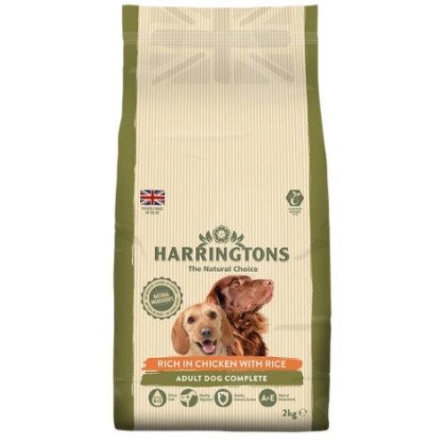 Harringtons Chicken & Rice, 2kg