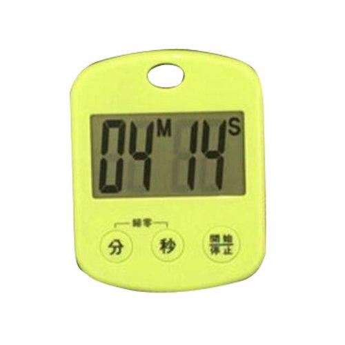 Portable Mini Kitchen Timer,Cute Children's Student Timer,Gym,School,F03