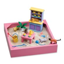 My Little Sandbox - Kitty Tea Party Play Set