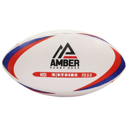 Amber Sporting Goods Youth Match Training Starter Rugby Ball Size 2