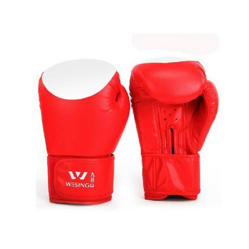 Boxing Gloves for Women Fitness Gloves Red