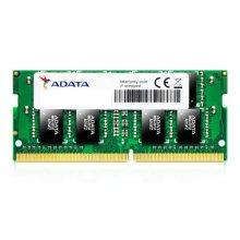 ADATA Premier 8GB, DDR4, 2400MHz (PC4-19200), CL17, SODIMM Memory, 1024x8
