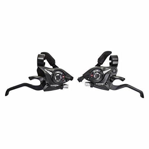 Shimano St Ef51 Ll 2A Shift Brake Set Black 3X8 Speed