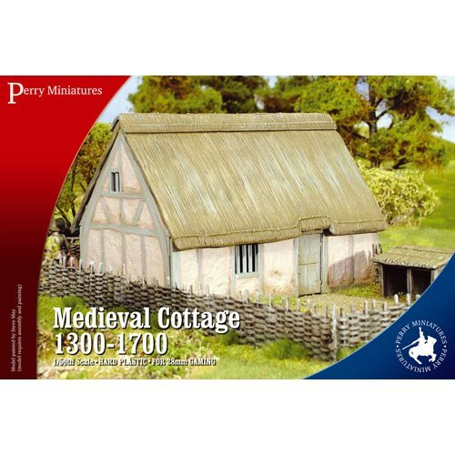 Perry Miniatures Medieval House 1300-1700