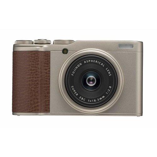Fujifilm XF10 Digital Compact Camera - Champagne Gold