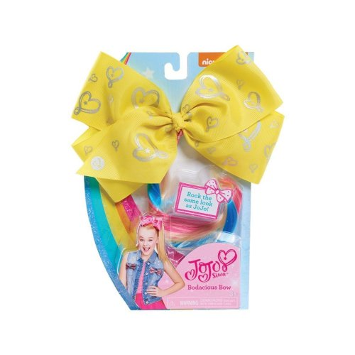 Jojo Siwa Bodacious Bow Yellow