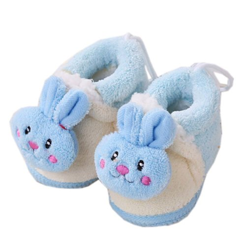 Soft Warm Unisex Baby Booties Newborn Shoes Infant Walking Shoes Great Gift  for Baby cb9b48989b33