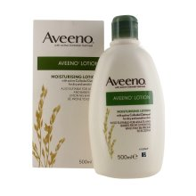 Aveeno Body Moisturising Lotion 500ml for Dry and Sensitive Skin
