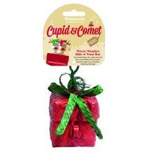 Woven Wonders Hide 'n' Treat Gift Box 9x8x10cm (Pack of 3)