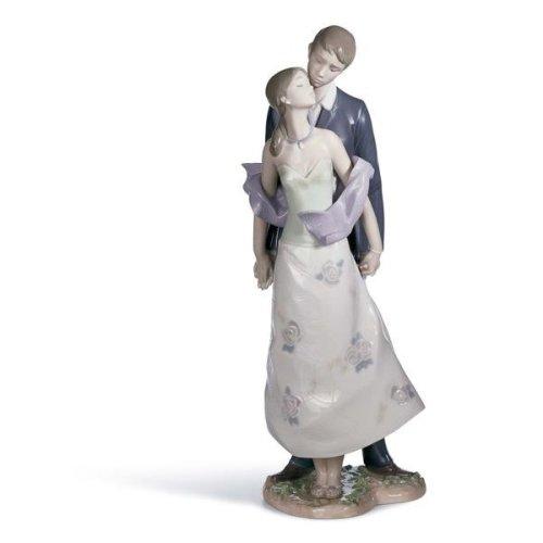 Lladro Perfect Match Porcelain Figure