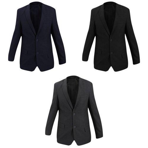 Skopes Mens Rhino Single Breasted Formal Suit Jacket