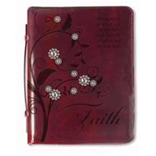 Divinity Boutique 102494 Bible Cover - Tree Of Faith - Extra Large