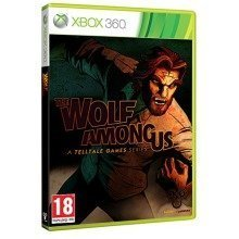 The Wolf Among Us Microsoft Xbox 360 Game