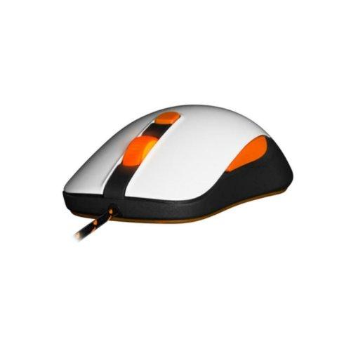 SteelSeries Kana V2 Optical Gaming Mouse - White