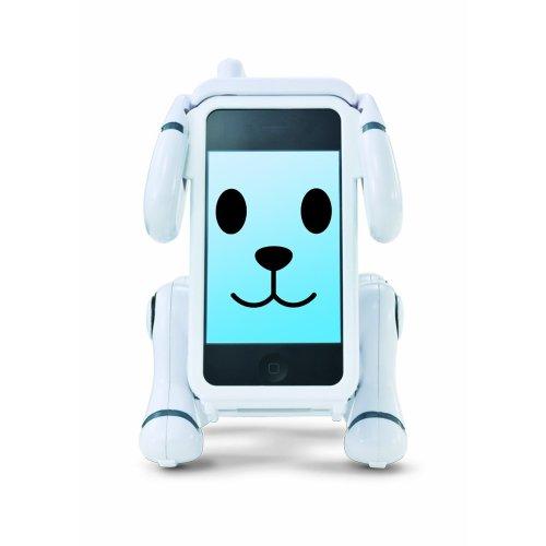 Tech Pet Puppy - Interactive Iphone Tech Toy 4s Dog Electronic Smart -  tech pet puppy interactive iphone techpet toy 4s dog electronic smart