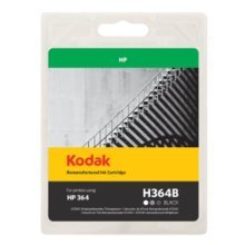 Kodak Remanufactured HP364/CB316EE Black Inkjet Ink, 10ml