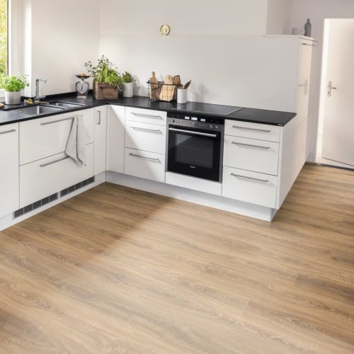 Egger Laminate Flooring Planks 21.89m² 8mm Toscolano Oak Nature Board Carpet
