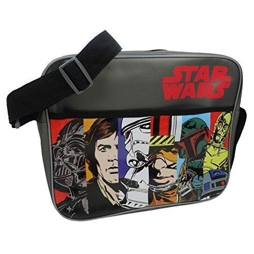 Star Wars Official Vintage Shoulder Strap Messenger Bag