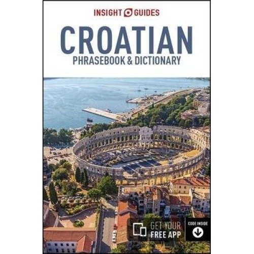 Insight Guides Phrasebook: Croatian