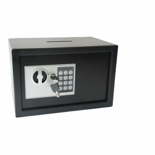 Depository Digital Safe Box with Anti-Bounce System 5Kgs - 11 Pounds