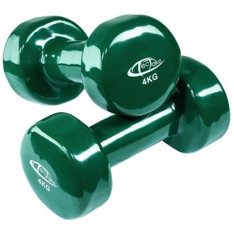 Dumbbells aerobic x2 2 x 4.0 kg