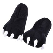 Lovely Dinosaur Claw Indoor Slippers Warm Cozy Fashion Slipper Best Baby Gift F