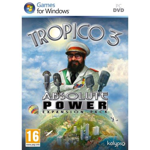 Tropico 3 Absolute Power (PC DVD) (New)