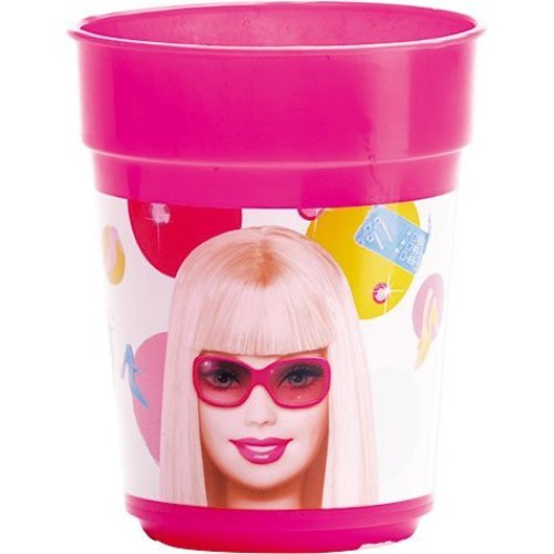 Barbie All Dolld Up Stadium Cup