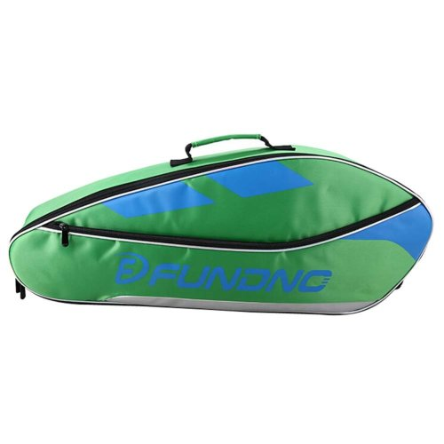 New Style Badminton Equipment Bag Badminton Racket Bag, GREEN