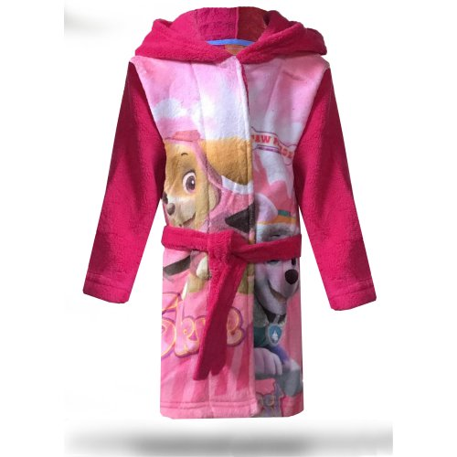 Paw Patrol Dressing Gown - Pink