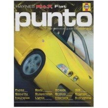 Fiat Punto: the Definitive Guide to Modifying (haynes Max Power Modifying Manuals)