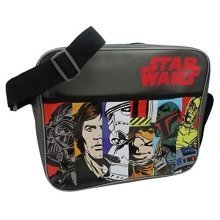 Star Wars Official Vintage Shoulder Strap Messenger Bag